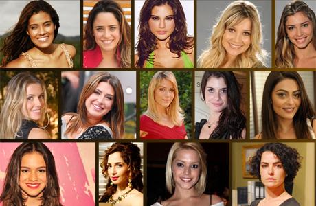 Veja a lista das atrizes mais lindas da tv brasileira