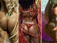 Vote no melhor bumbum do Carnaval 2015