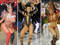 Qual foi a melhor rainha de bateria do Carnaval 2015?