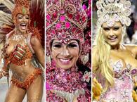 Conheça as Rainhas de Bateria do Carnaval 2015